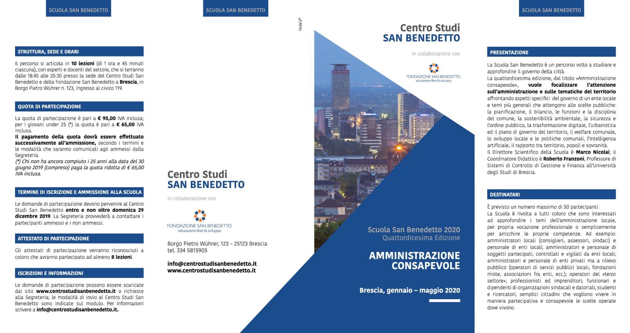 SSB XIV edizione || Amministrazione Consapevole